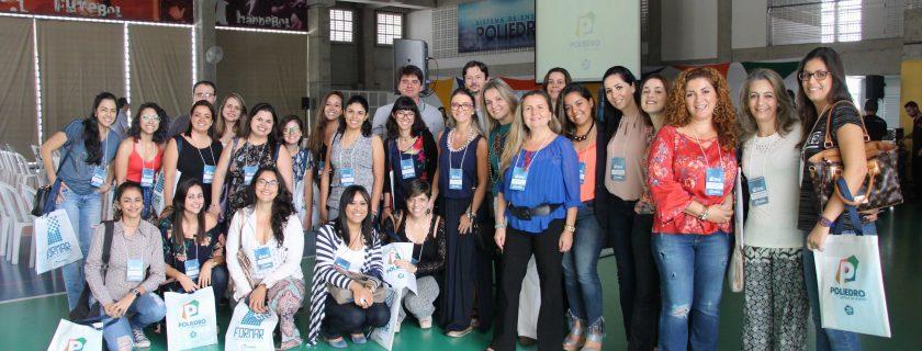 Professores do Progressão participam do Formar 2018