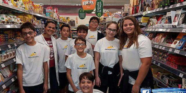 Atividade em Espanhol na Unidade de Pindamonhangaba