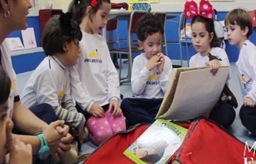 Projeto da educação infantil de Pindamonhangaba conquista prêmio nacional