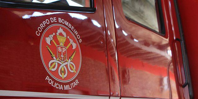 Visita ao Corpo de Bombeiros   Ensino Fundamental Taubaté