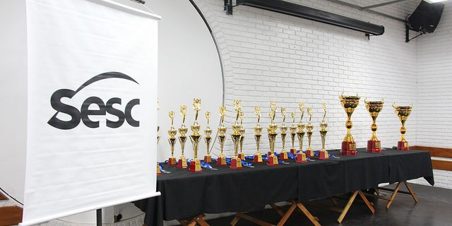 Premiação de Xadrez | Unidade Pindamonhangaba