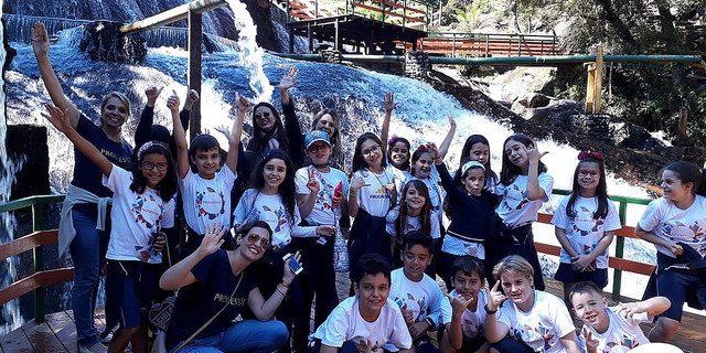 Excursão de Campos do Jordão | Ensino Fundamental Taubaté