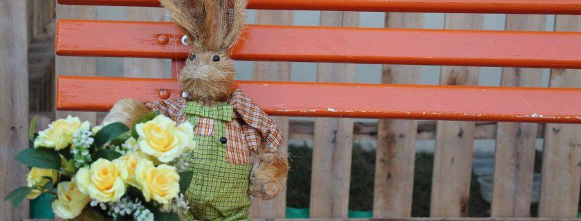 Visita do coelho da Páscoa | Unidade Taubaté