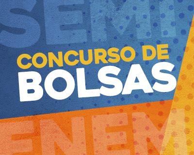 Inscrições abertas para o Concurso de Bolsas Semi ENEM 2019