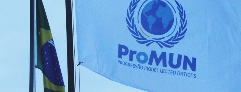 Primeira edição do ProMun reúne mais de 150 jovens para debater assuntos de interesse público