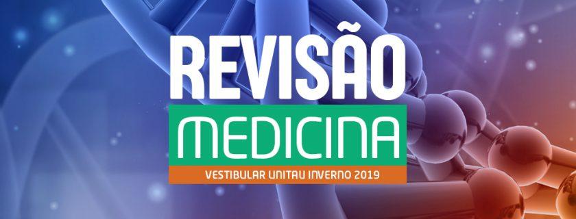 Inscrições abertas para a Revisão Medicina Unitau de Inverno