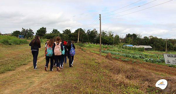 Visita ao campus de Agronomia da Unitau | Unidade Taubaté