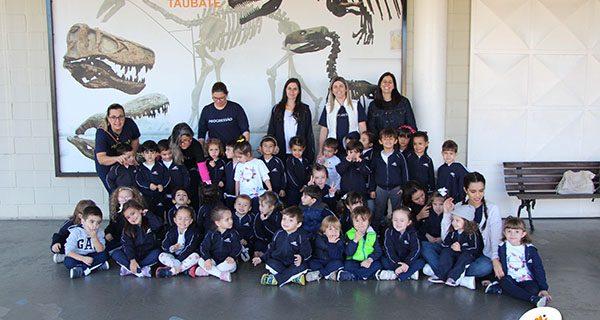 Visita ao Museu de História Natural de Taubaté | Unidade Taubaté
