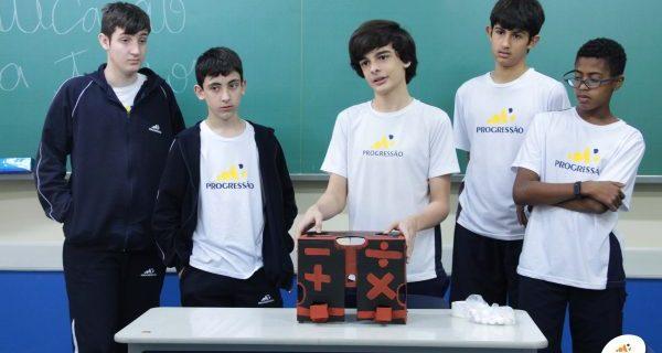 Apresentação – Trabalho de Matemática | Unidade Pindamonhangaba