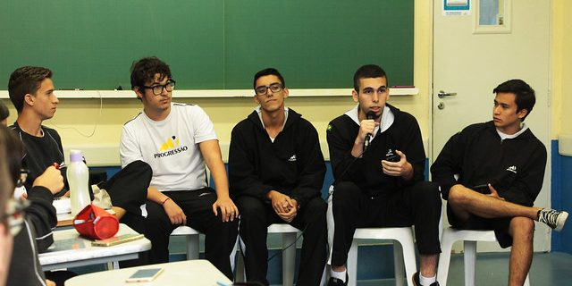 Debate no Ensino Médio | Unidade Pindamonhangaba