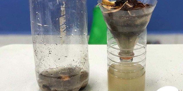 Testando a solubilidade da água   Unidade Taubaté