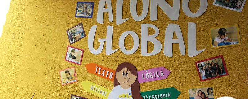 Concurso Aluno Global | Unidade Pindamonhangaba