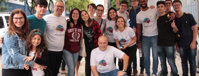 Alunos do Ensino Médio e curso pré-Vestibular participam da primeira fase da FUVEST