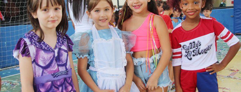 Carnaval Progressão 2020 | Unidades Taubaté, Pindamonhangaba e Caçapava