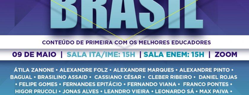 AULÃO BRASIL | Inscreva-se