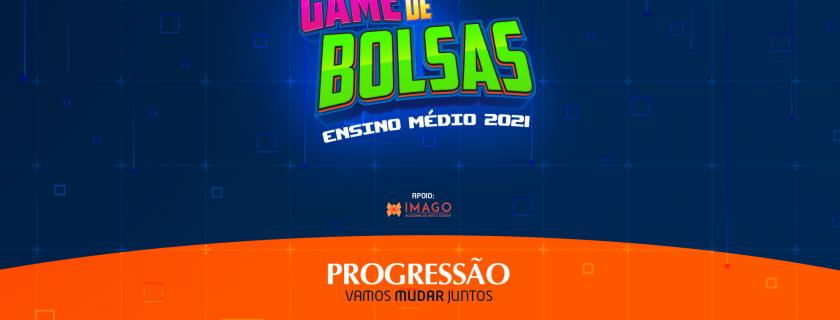 Progressão realiza concurso de bolsas para o ensino médio em formato de game