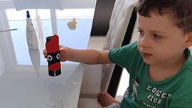 Infantil e Fund I #EmCasa | Alunos participam de atividades temáticas sobre o Folclore