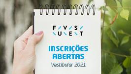 Fuvest abre inscrições para o vestibular 2021