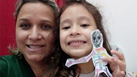Infantil #EmCasa | Alunos participam de atividade lúdica sobre o Corpo Humano
