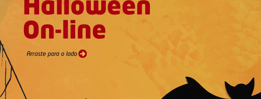 Halloween On-line | Colégio Progressão