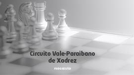 Alunos de Pindamonhangaba participam do Circuito Vale-Paraibano de Xadrez